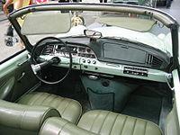 Citroen DS I Restyling 2 1968 - 1975 Sedan #8