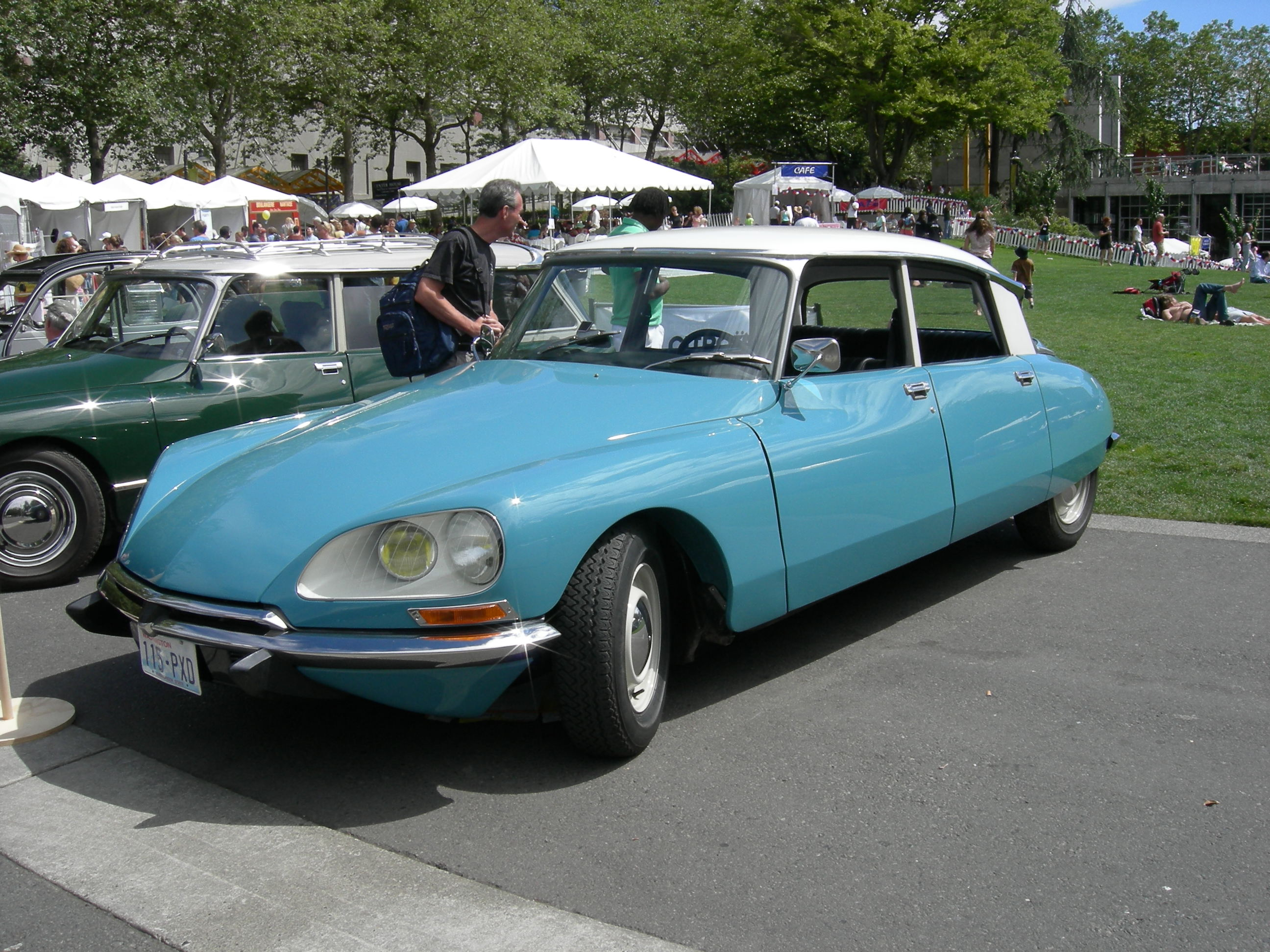 Citroen DS I Restyling 2 1968 - 1975 Cabriolet #5