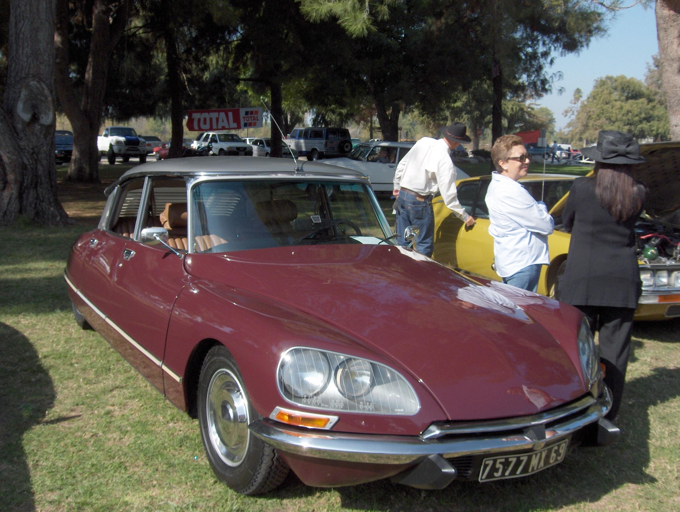 Citroen DS I Restyling 2 1968 - 1975 Cabriolet #4