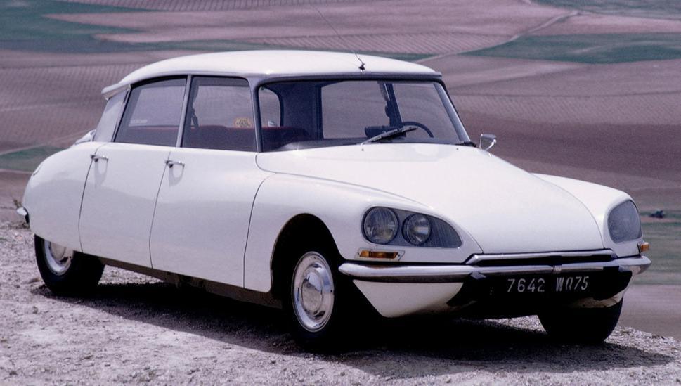 Citroen DS I Restyling 2 1968 - 1975 Sedan #6