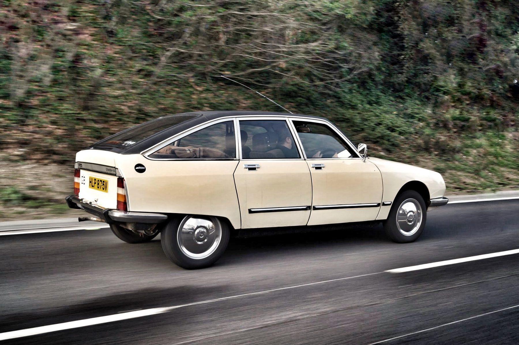 Citroen GS 1971 - 1986 Hatchback 5 door #1