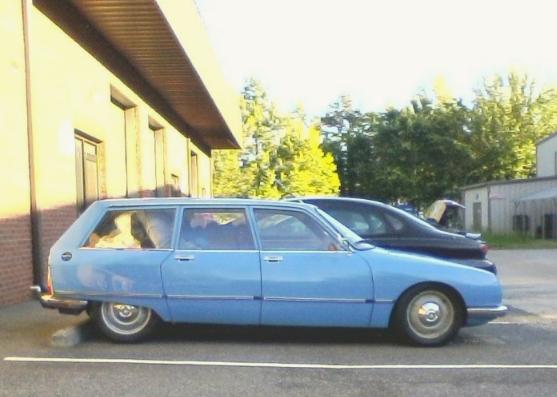 Citroen GS 1971 - 1986 Hatchback 5 door #6