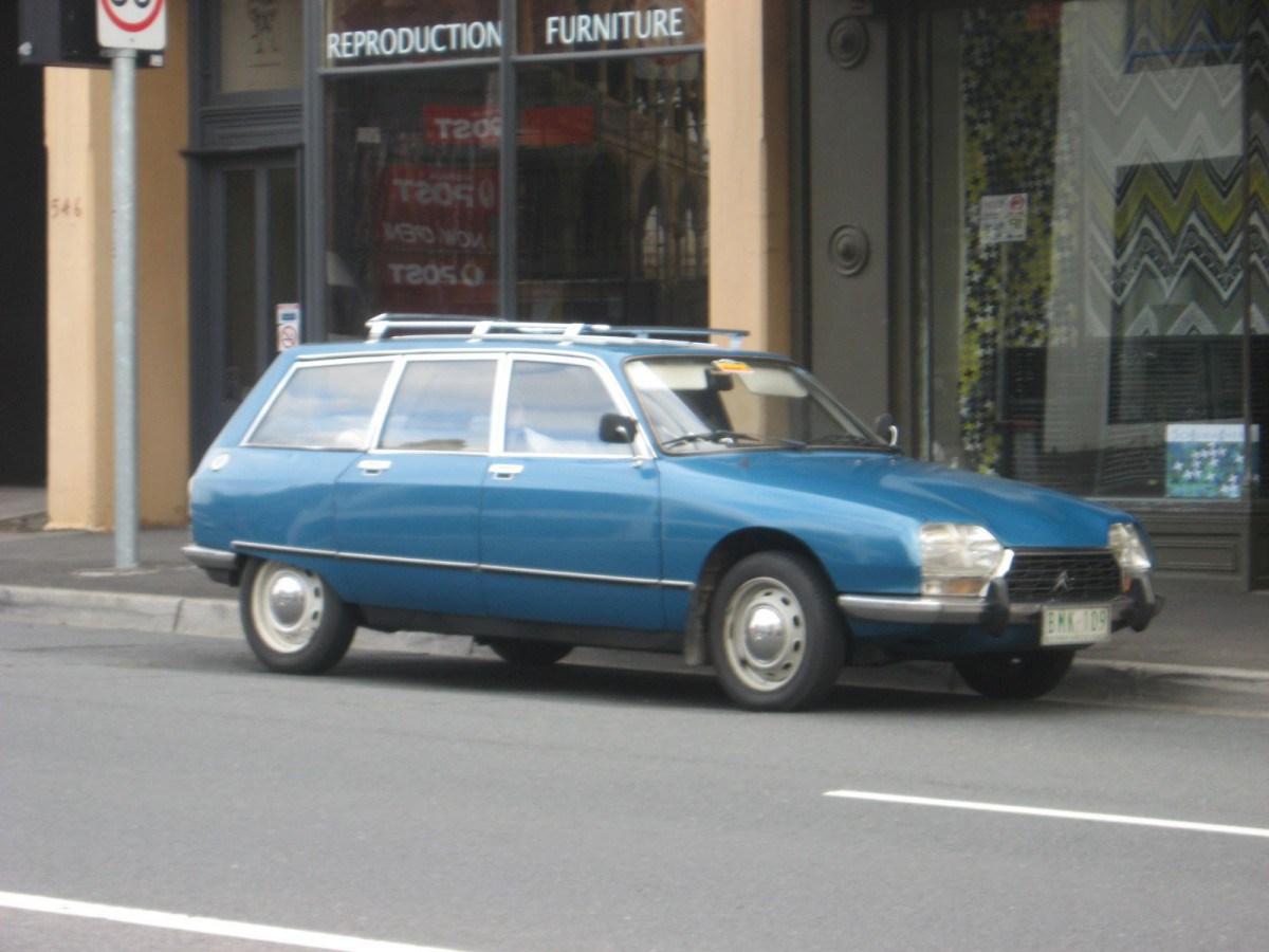 Citroen GS 1971 - 1986 Hatchback 5 door #2