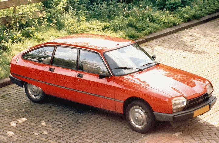 Citroen GS 1971 - 1986 Hatchback 5 door #7
