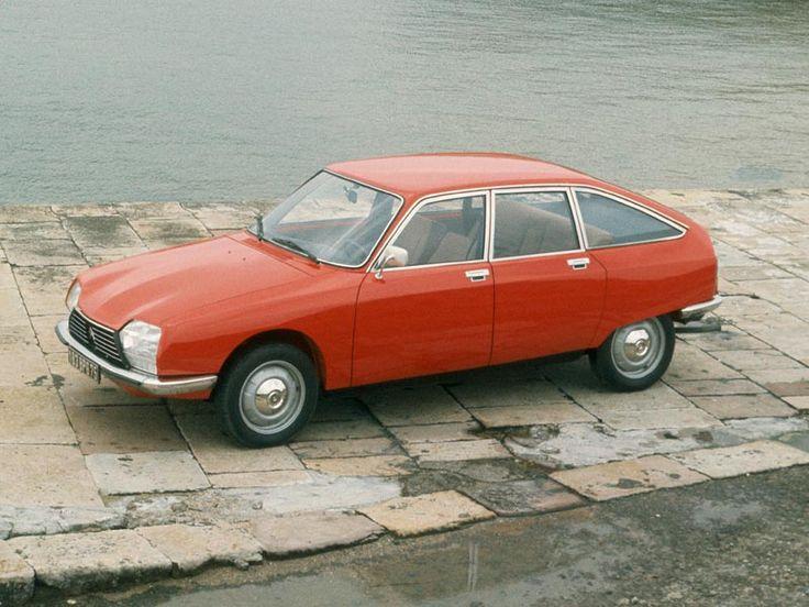 Citroen GS 1971 - 1986 Station wagon 5 door #2