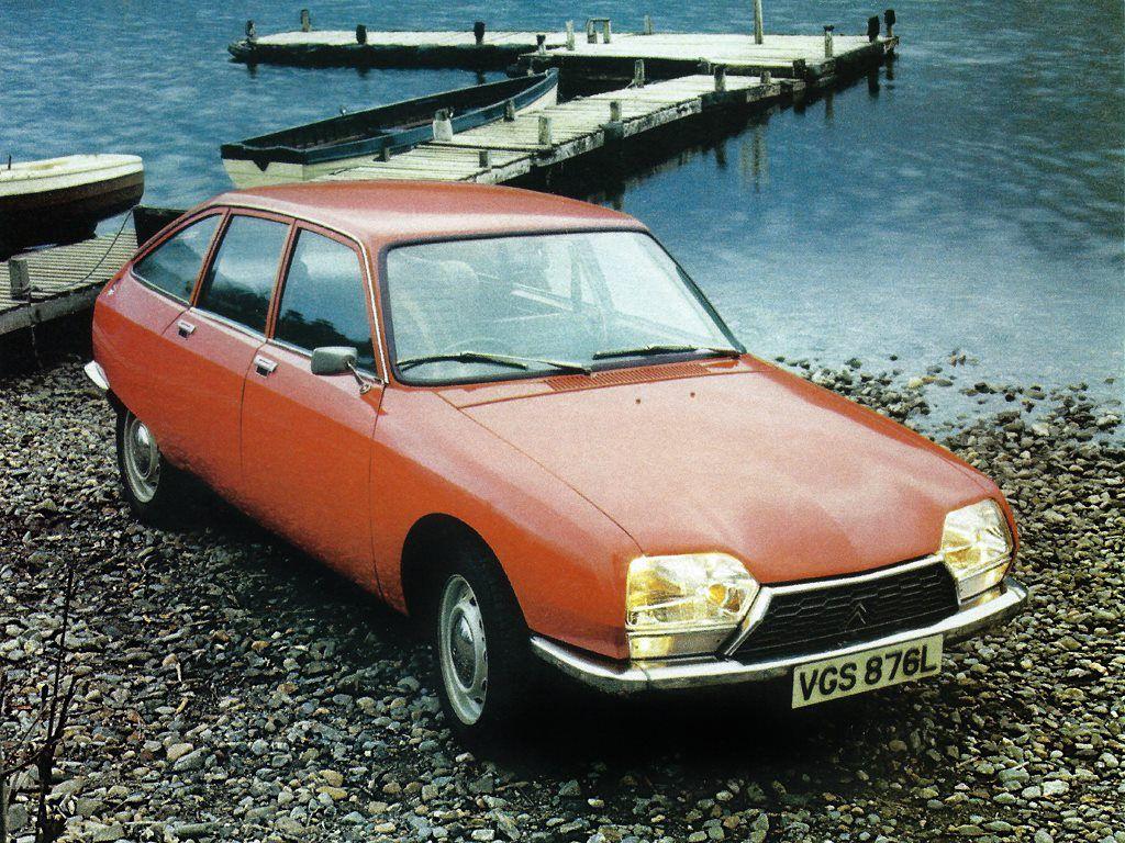 Citroen GS 1971 - 1986 Station wagon 5 door #4