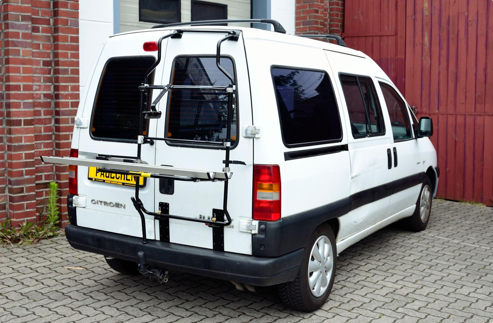 Citroen Jumpy I 1994 - 2006 Minivan #3