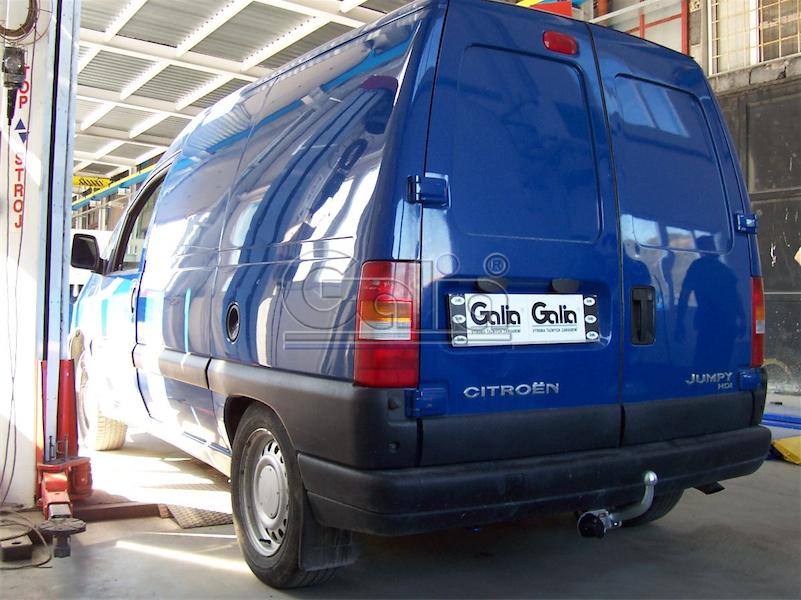 Citroen Jumpy I 1994 - 2006 Minivan #1