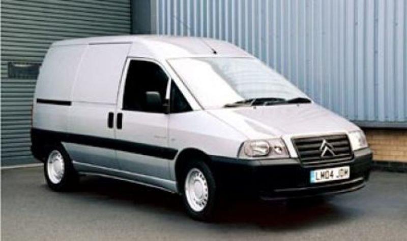 Citroen Jumpy I 1994 - 2006 Minivan #4