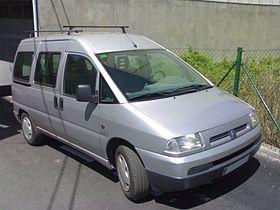 Citroen Jumpy I 1994 - 2006 Minivan #8