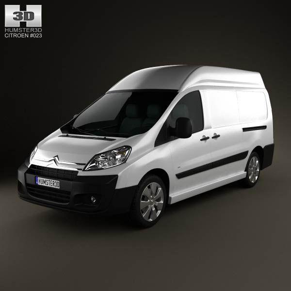Peugeot Expert II Restyling 2012 - 2016 Minivan #2
