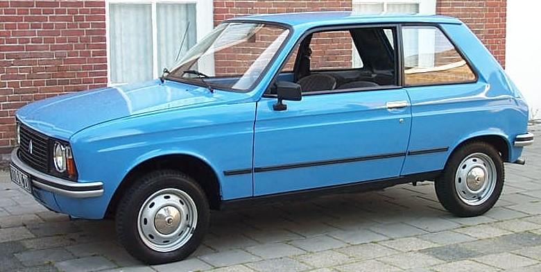 Citroen LN 1976 - 1986 Hatchback 5 door #8