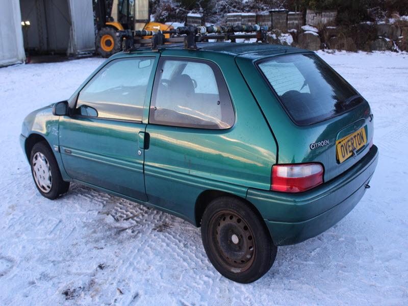 Citroen Saxo 1996 - 2003 Hatchback 3 door #1