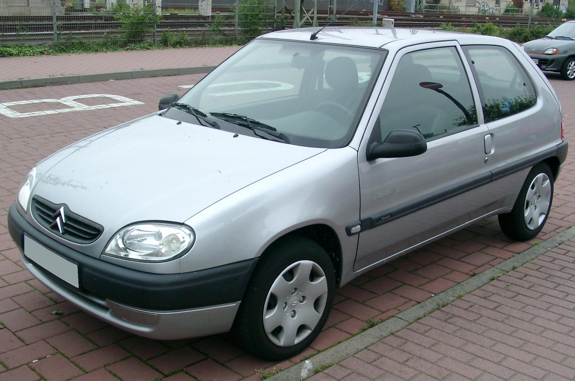 Citroen Saxo 1996 - 2003 Hatchback 3 door #2