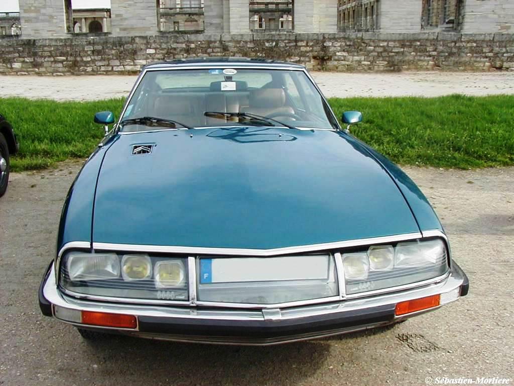 Citroen SM 1970 - 1975 Coupe #7