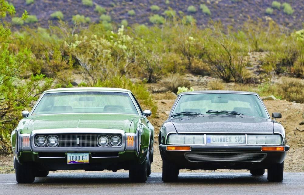 Citroen SM 1970 - 1975 Coupe #6