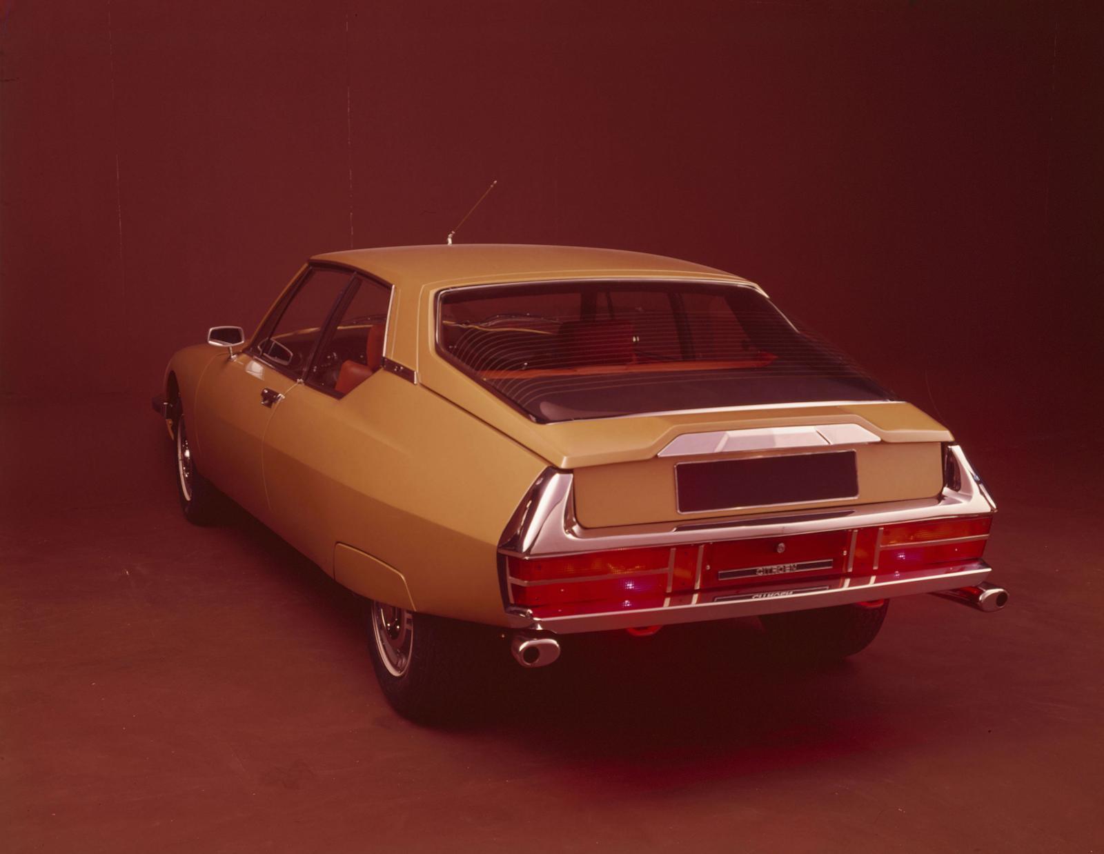 Citroen SM 1970 - 1975 Coupe #5