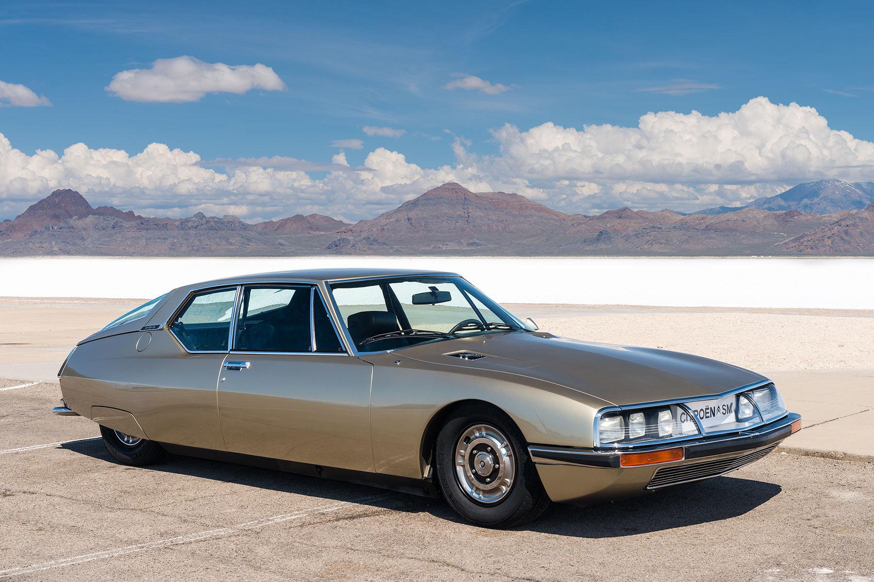 Citroen SM 1970 - 1975 Coupe #3