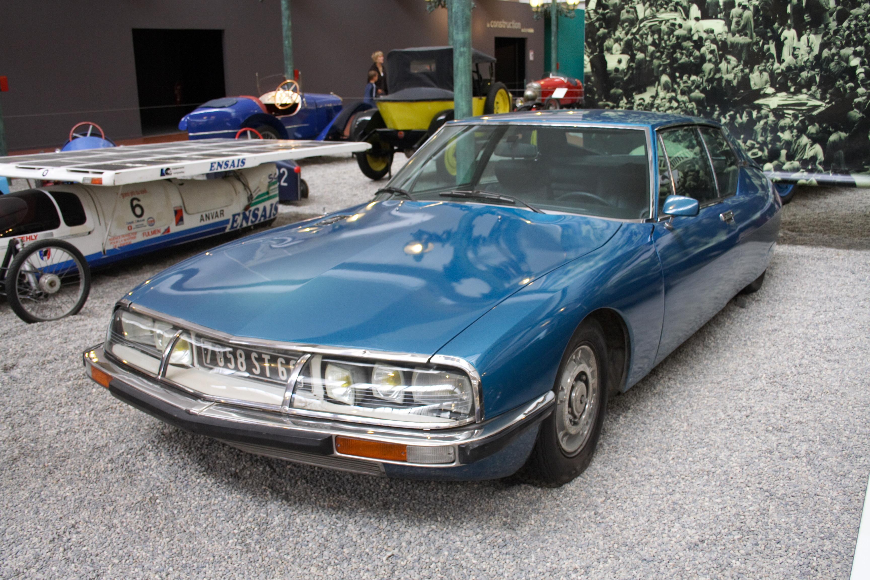 Citroen SM 1970 - 1975 Coupe #1