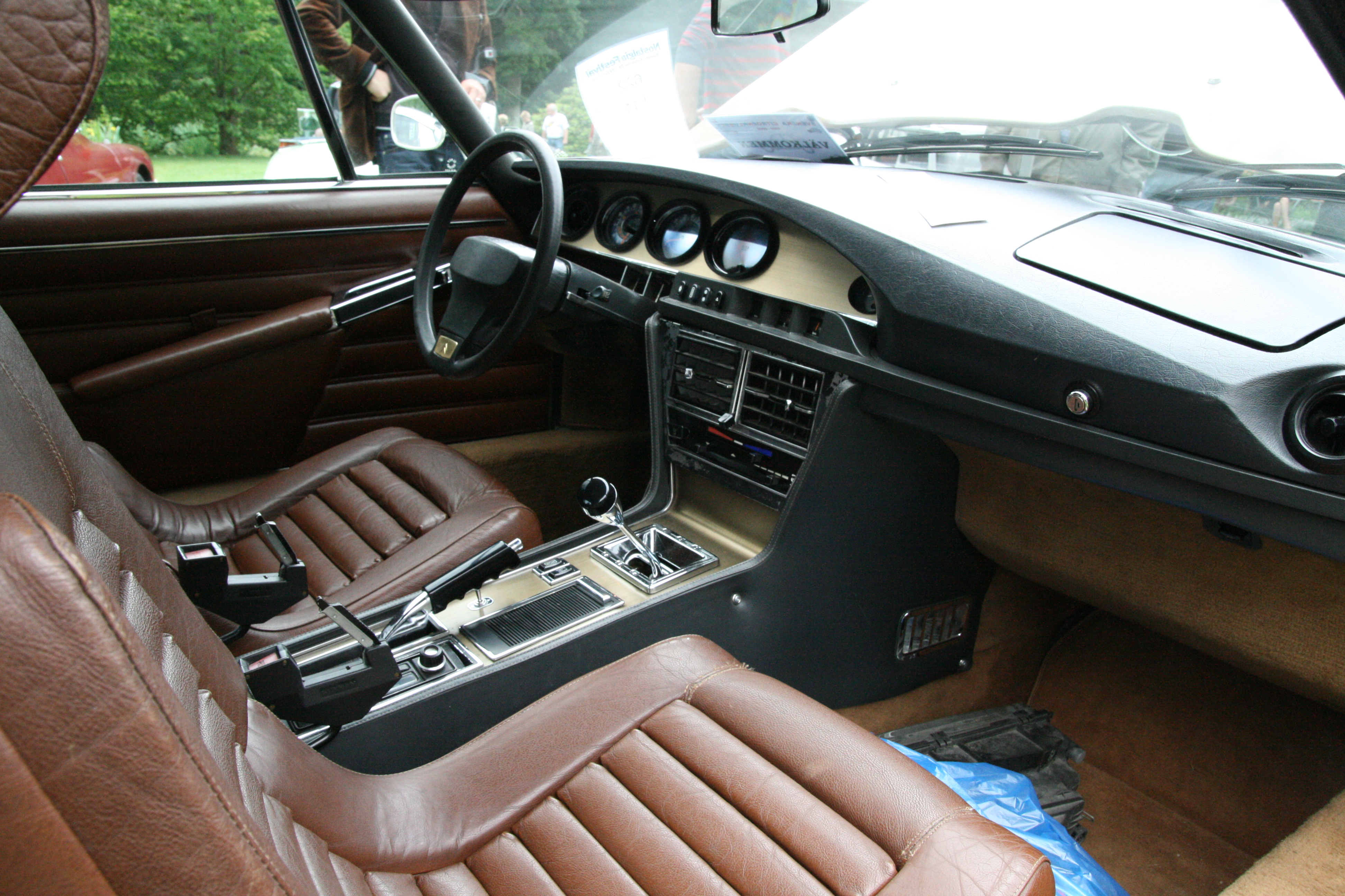Citroen SM 1970 - 1975 Coupe #2