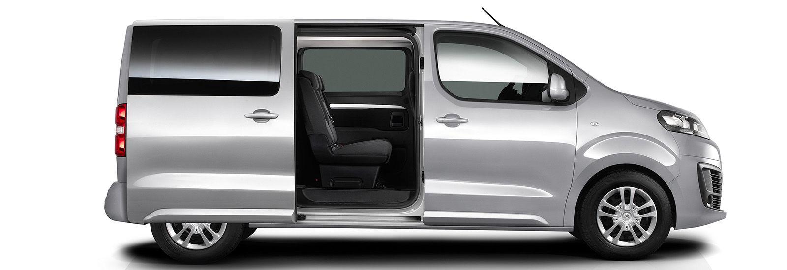 Citroen SpaceTourer I 2016 - now Minivan #3