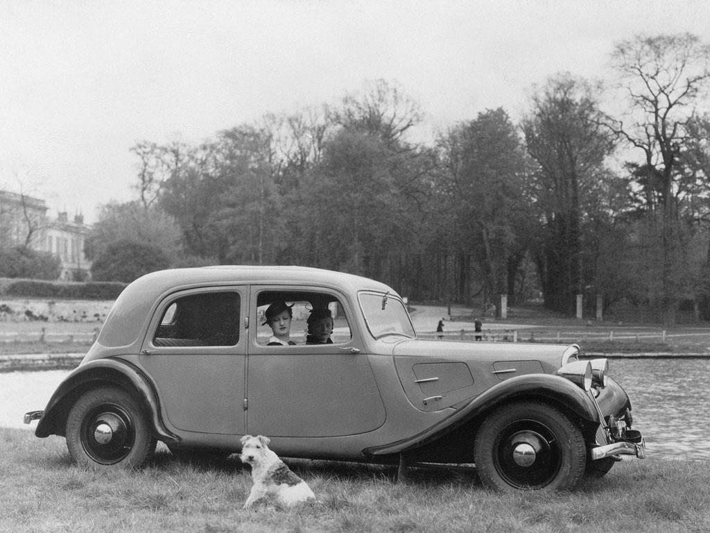 Citroen Traction Avant 1934 - 1957 Station wagon 5 door #4