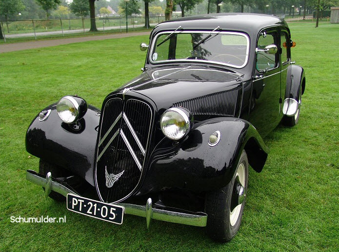 Citroen Traction Avant 1934 - 1957 Station wagon 5 door #3