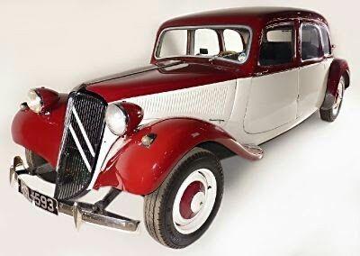 Citroen Traction Avant 1934 - 1957 Station wagon 5 door #8
