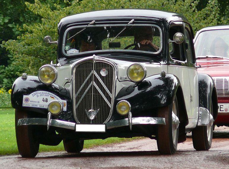 Citroen Traction Avant 1934 - 1957 Station wagon 5 door #6