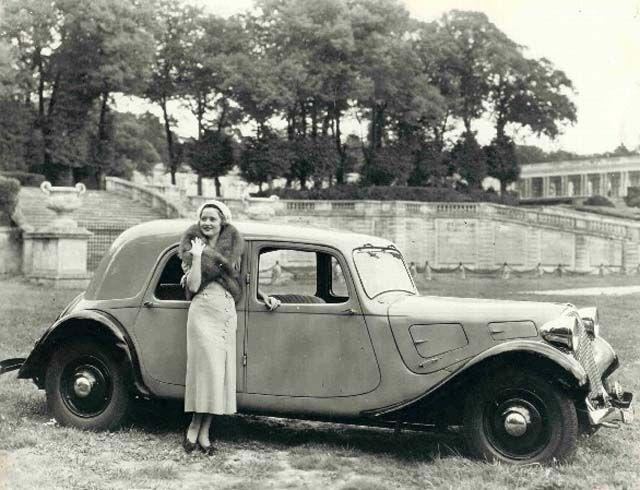 Citroen Traction Avant 1934 - 1957 Station wagon 5 door #1