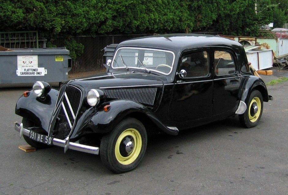 Citroen Traction Avant 1934 - 1957 Station wagon 5 door #5