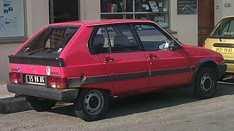 Citroen Visa 1978 - 1991 Hatchback 5 door #1