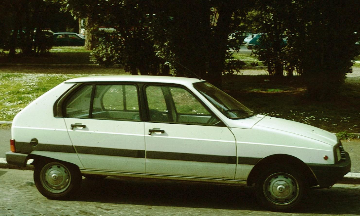 Citroen Visa 1978 - 1991 Hatchback 5 door #2