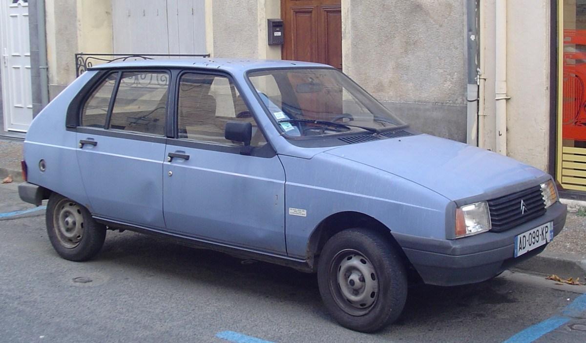 Citroen Visa 1978 - 1991 Hatchback 5 door #6
