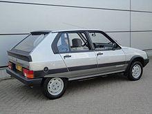 Citroen Visa 1978 - 1991 Hatchback 5 door #3