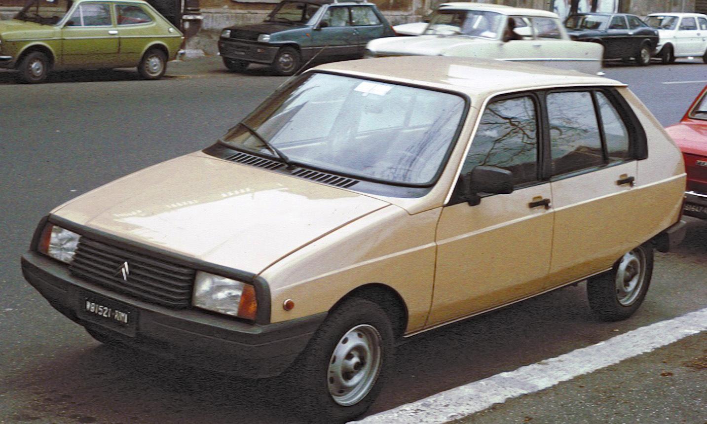 Citroen Visa 1978 - 1991 Hatchback 5 door #5