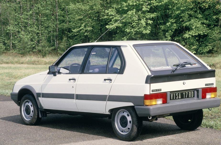 Citroen Visa 1978 - 1991 Hatchback 5 door #4