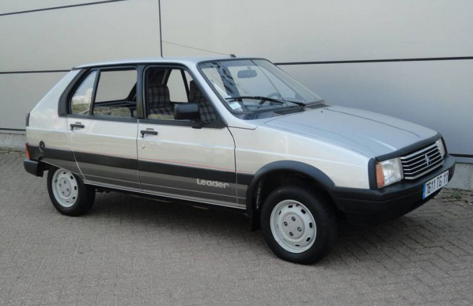 Citroen Visa 1978 - 1991 Hatchback 5 door #7
