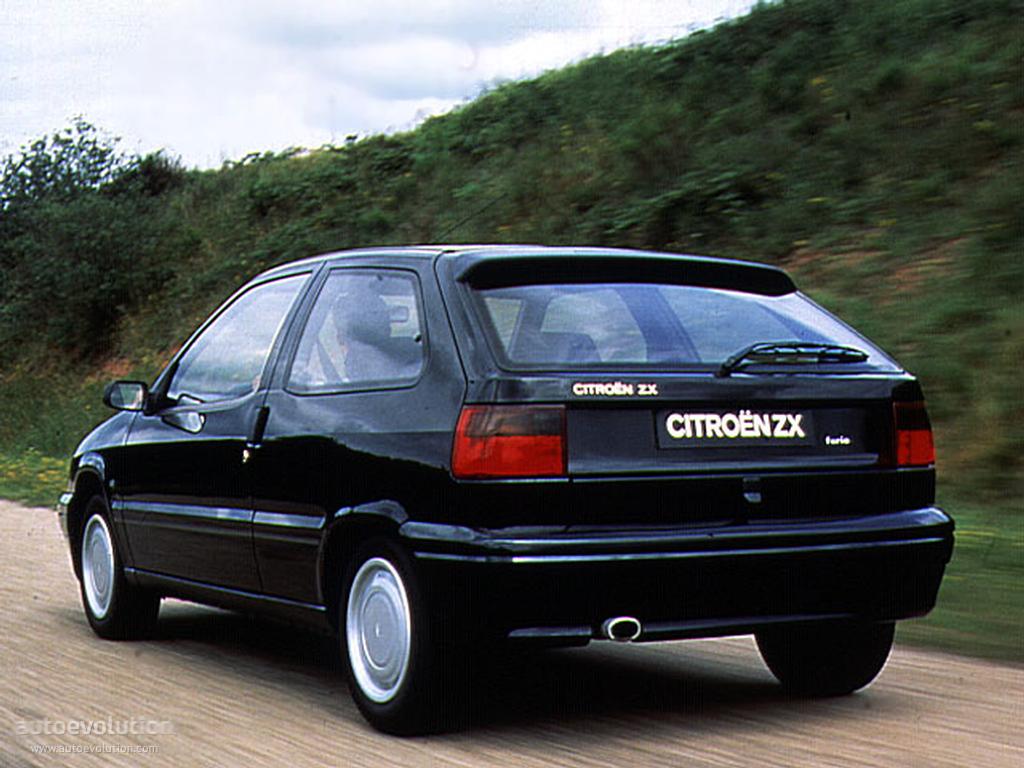 Citroen Xantia I 1992 - 1998 Hatchback 5 door #2