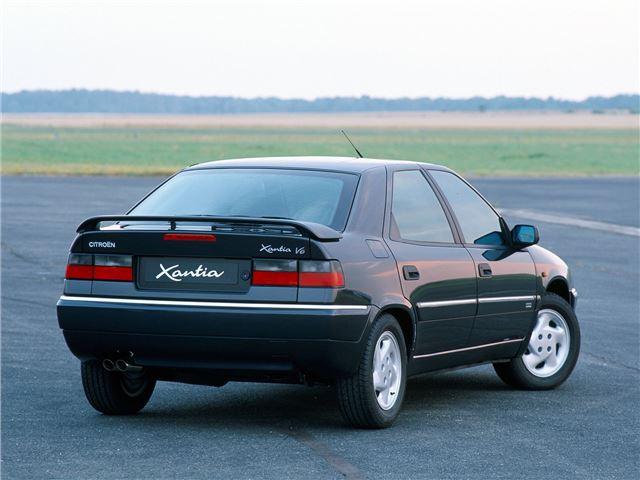 Citroen Xantia I 1992 - 1998 Hatchback 5 door #3