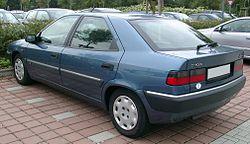Citroen Xantia I 1992 - 1998 Hatchback 5 door #7