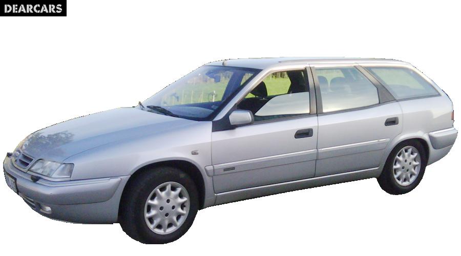 Citroen Xantia I 1992 - 1998 Station wagon 5 door #2