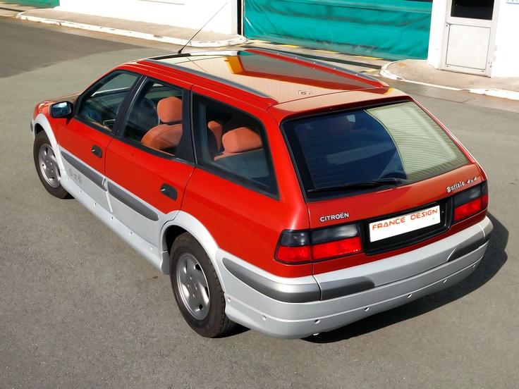 Citroen Xantia I Restyling 1998 - 2002 Liftback #1