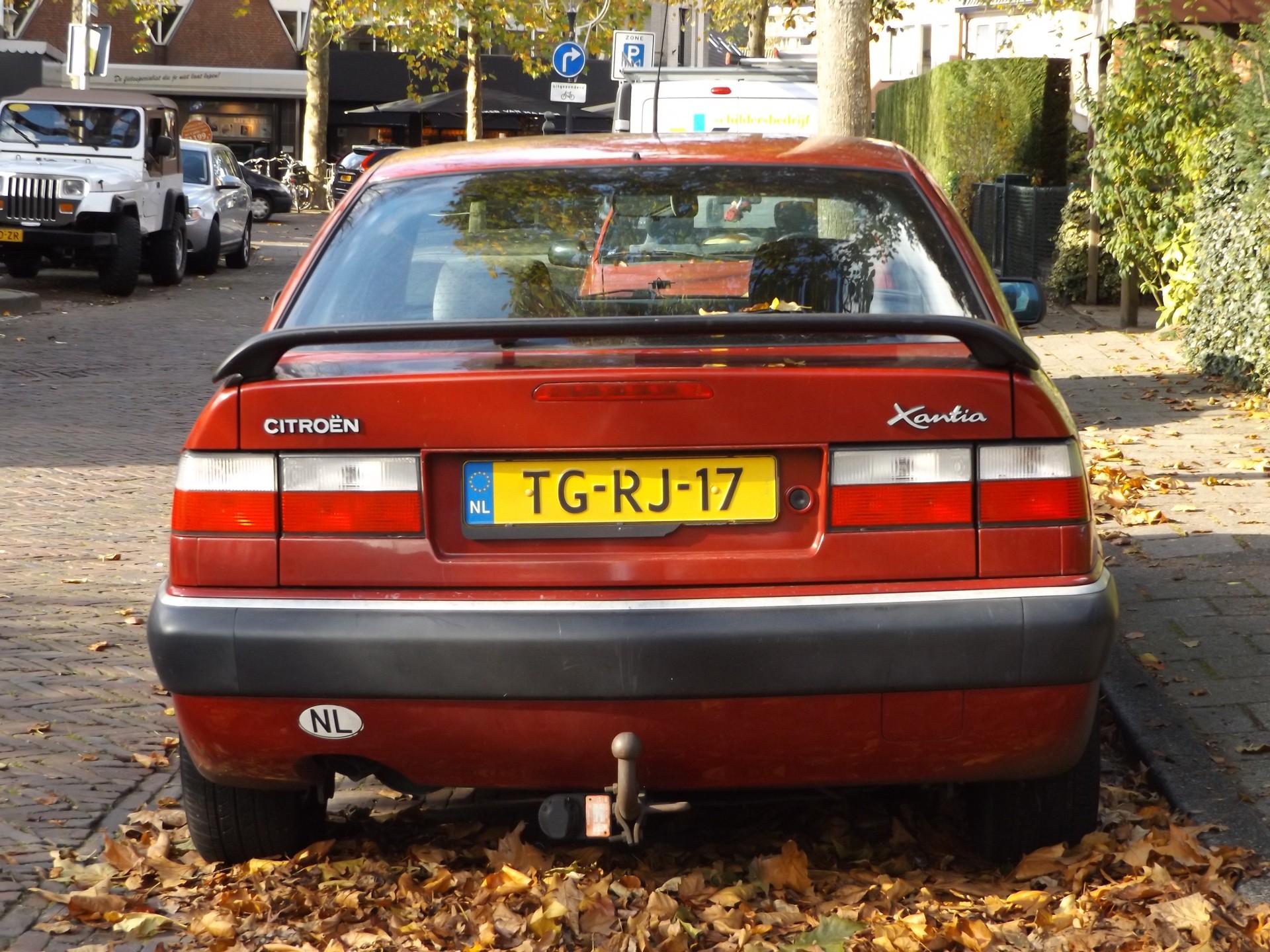 Citroen Xantia I Restyling 1998 - 2002 Liftback #5
