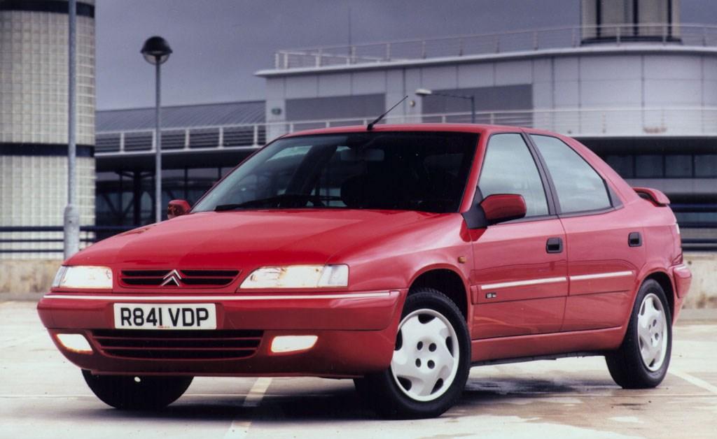 Citroen Xantia I Restyling 1998 - 2002 Liftback #4