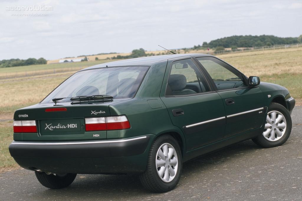 Citroen Xantia I Restyling 1998 - 2002 Liftback #6