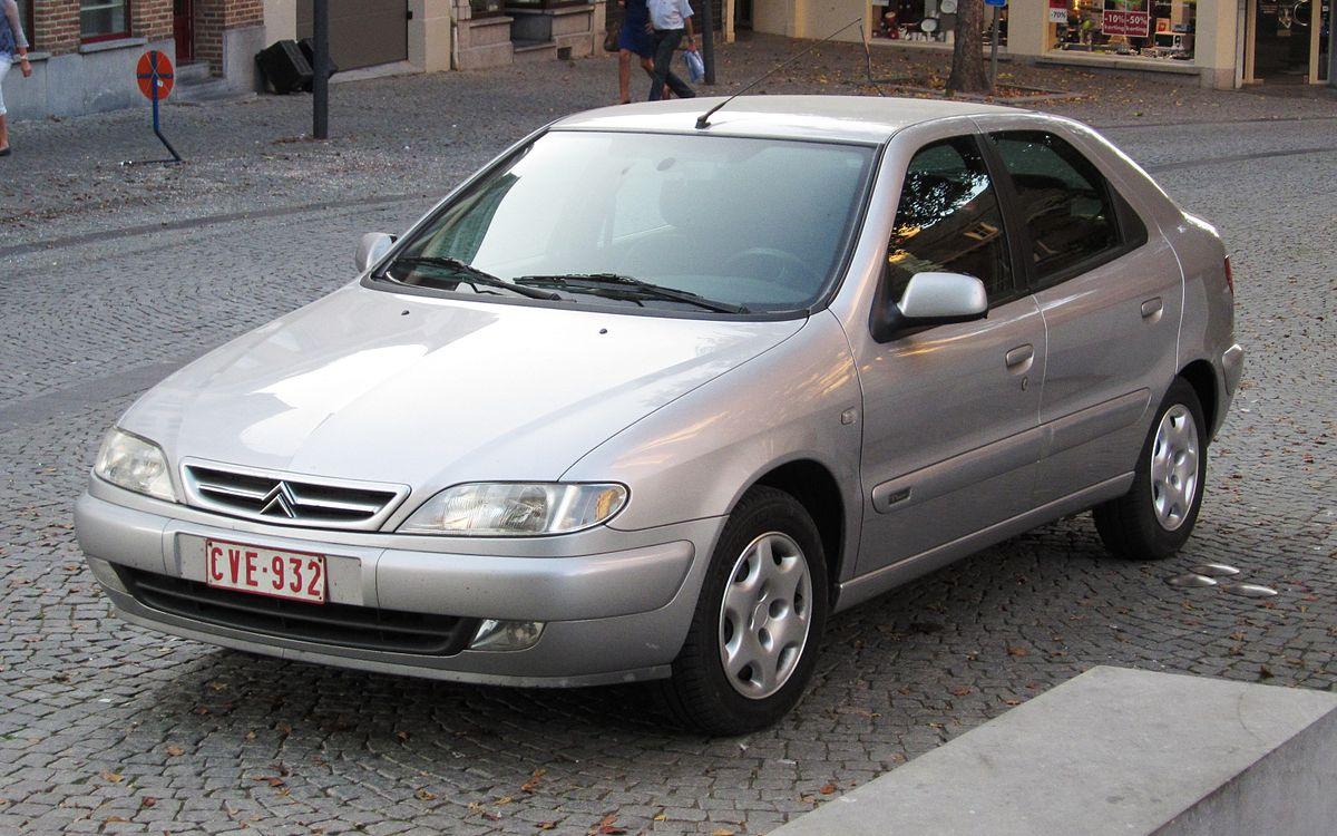 Citroen Xantia I Restyling 1998 - 2002 Station wagon 5 door #7