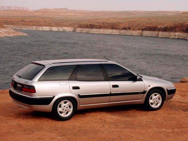Citroen Xantia I Restyling 1998 - 2002 Station wagon 5 door #4