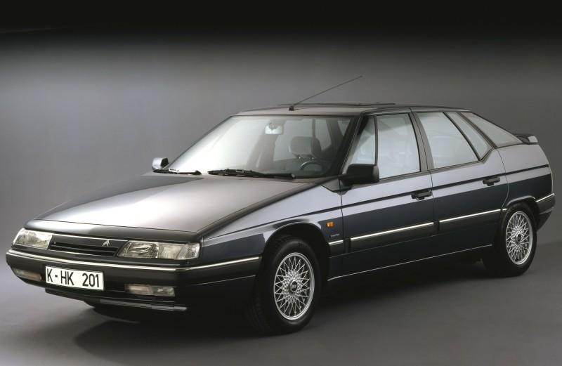 Citroen XM I 1989 - 1994 Hatchback 5 door #2
