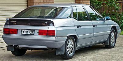 Citroen XM II 1994 - 2000 Hatchback 5 door #7